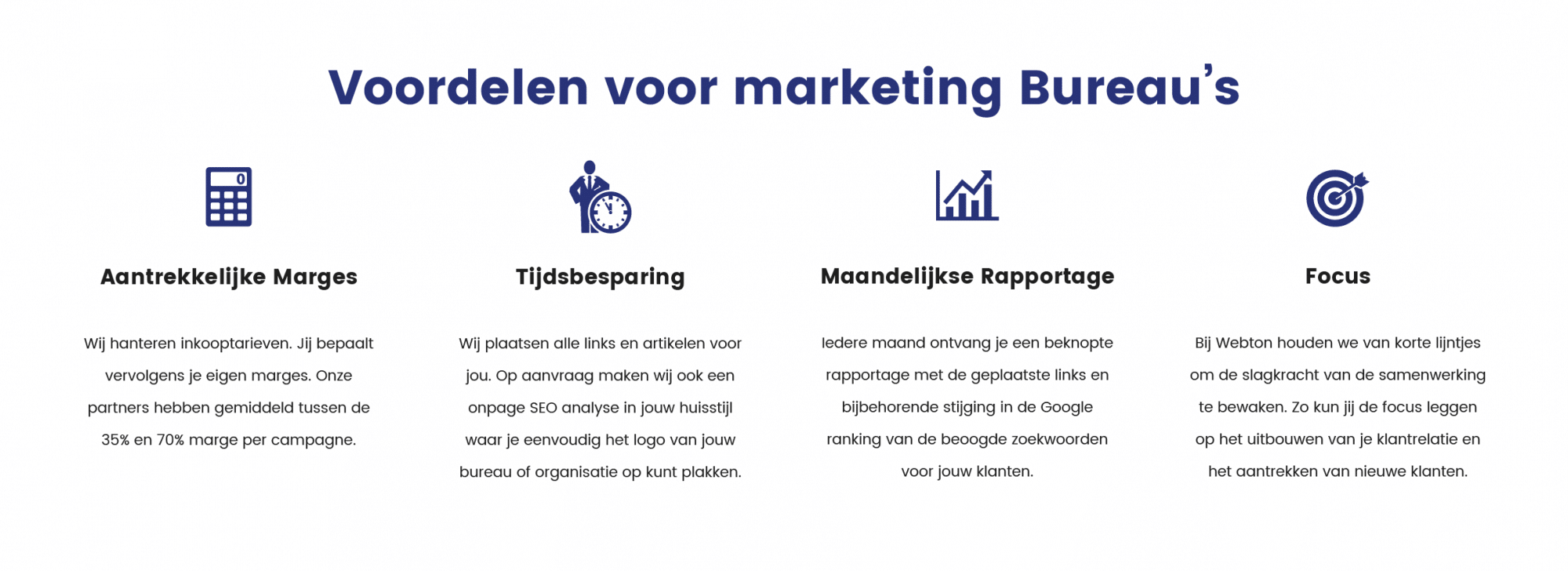 voordelen marketing bureaus